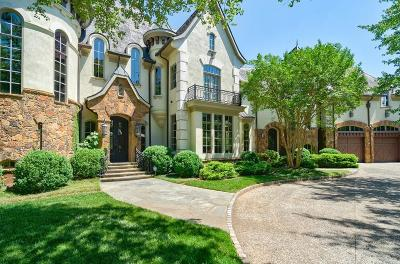 Sandy Springs Single Family Home For Sale: 515 Chestnut Rose Lane