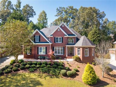 Acworth Single Family Home For Sale: 5991 Downington Point NW