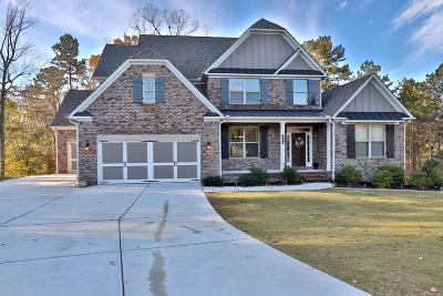 Dacula Single Family Home For Sale: 2084 Crosswaters Drive