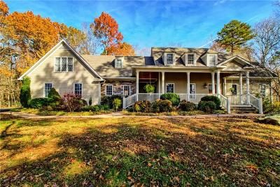 Pickens County Single Family Home For Sale: 508 Cove Lake Drive