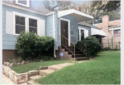 Atlanta Single Family Home For Sale: 1663 Sylvan Road SW