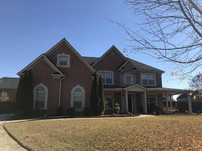 Henry County Single Family Home For Sale: 516 Glacier Court