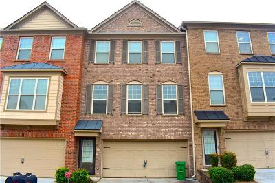 Condo/Townhouse For Sale: 7657 Green Glade Way