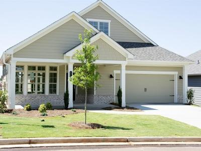 Carrollton Single Family Home For Sale: 103 Coolwater Trace