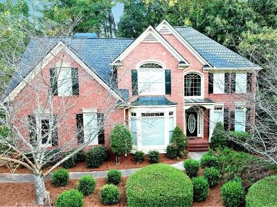 Mableton Single Family Home For Sale: 778 Vinings Estates Drive SE