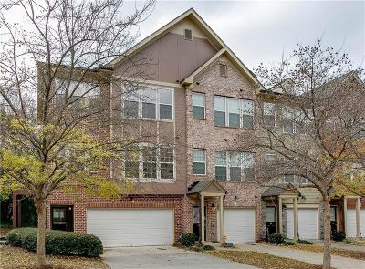 Brookhaven Condo/Townhouse For Sale: 1413 Ashford Creek Circle NE