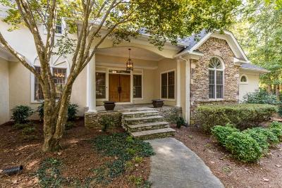 Fayetteville Single Family Home For Sale: 125 St Andrews Drive
