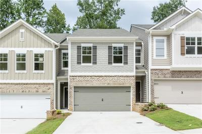 Austell Condo/Townhouse For Sale: 3041 Creekside Overlook Way #33