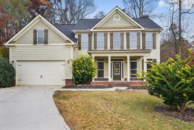 Winder Single Family Home For Sale: 412 Laythan Court