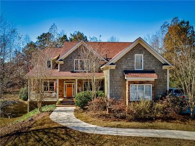 Cumming Single Family Home For Sale: 7620 Pleasant Hollow Lane