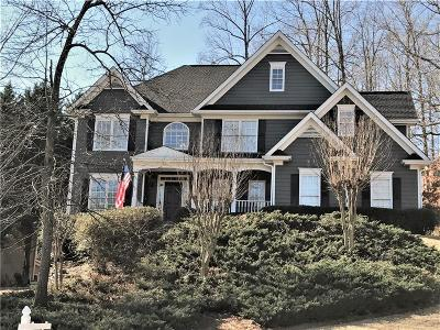 Forsyth County Single Family Home For Sale: 4015 Three Chimneys Lane