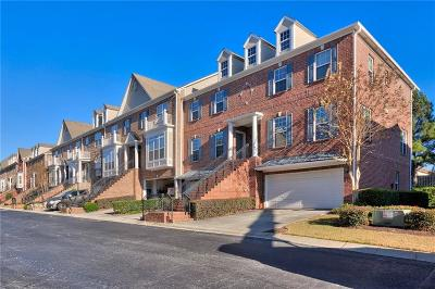 Duluth Condo/Townhouse For Sale: 11040 Skyway Drive