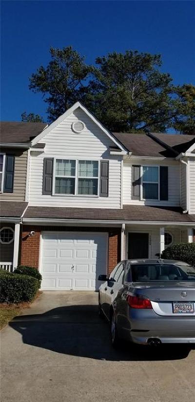 Morrow Condo/Townhouse For Sale: 5324 Creekview Lane