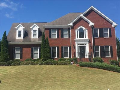 Snellville Single Family Home For Sale: 2987 Cadbury Court