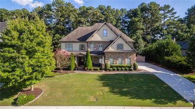Grayson Single Family Home For Sale: 782 Heritage Post Lane