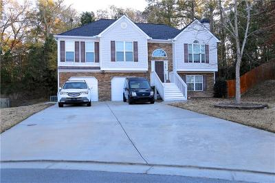Austell Single Family Home For Sale: 4105 Brightmore Drive