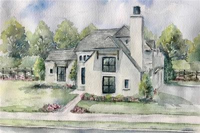 Marietta Single Family Home For Sale: 2184 Bliss Lane
