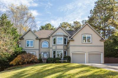 Marietta Single Family Home For Sale: 952 Glenverness Drive