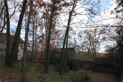 Marietta Residential Lots & Land Contingent-Due Diligence: 481 Tam Oshanter Drive SE