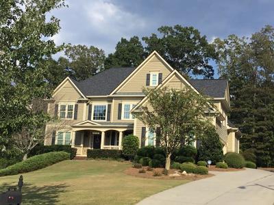 Paulding County Rental For Rent: 136 Westbrook Drive
