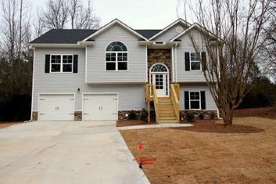 Cartersville Single Family Home For Sale: 16 Griffin Mill Drive NW