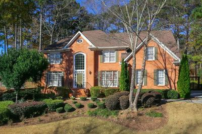 Roswell Single Family Home For Sale: 225 Tynebrae Place