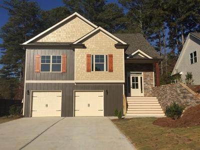 Cartersville GA Single Family Home For Sale: $244,900