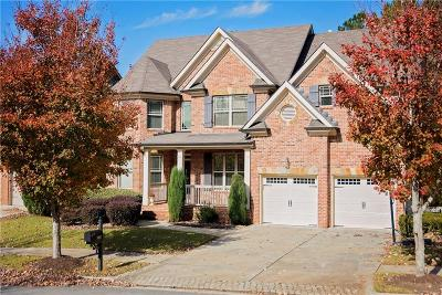 Dacula Single Family Home For Sale: 3007 Dolostone Way