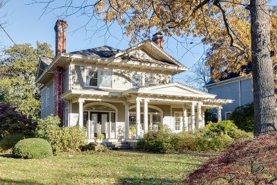 Inman Park Single Family Home For Sale: 513 Seminole Avenue NE