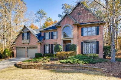 Roswell Single Family Home For Sale: 3175 Bywater Trail