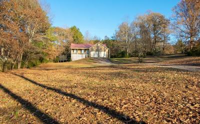 Adairsville Single Family Home For Sale: 44 Howell Bend Road NW