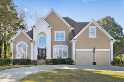 Roswell Single Family Home For Sale: 4660 Warrington Drive NE