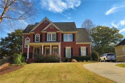 Cherokee County Rental For Rent: 2038 Woodside Park Drive