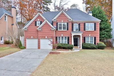 Barrow County, Forsyth County, Gwinnett County, Hall County, Newton County, Walton County Single Family Home For Sale: 6610 Crofton Drive