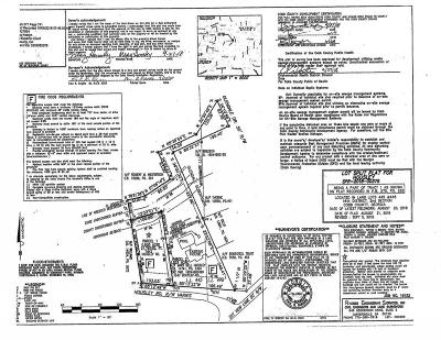 Marietta Residential Lots & Land For Sale: 1043 Housley Road
