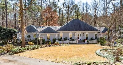 Sandy Springs Single Family Home For Sale: 30 Serendipity Way