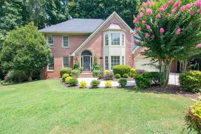 Johns Creek Single Family Home For Sale: 10025 Groomsbridge Road