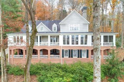 Sandy Springs Single Family Home For Sale: 130 River Landing