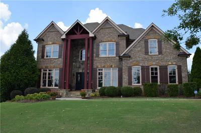 Braselton Single Family Home For Sale: 2544 Northern Oak Drive