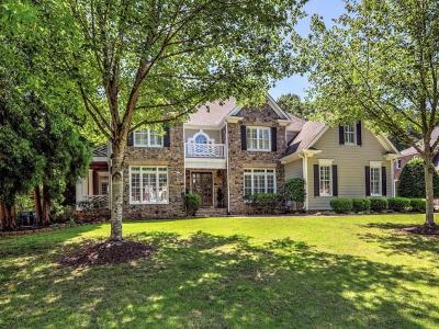 Marietta Single Family Home For Sale: 2166 Waldrop Road