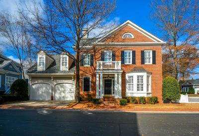 Dunwoody Single Family Home For Sale: 1152 Bellewood Square