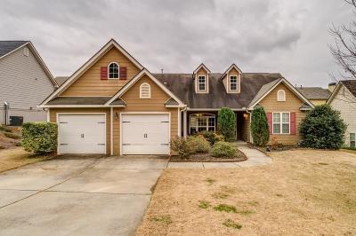 Dawsonville Single Family Home For Sale: 62 Aplomado Lane E