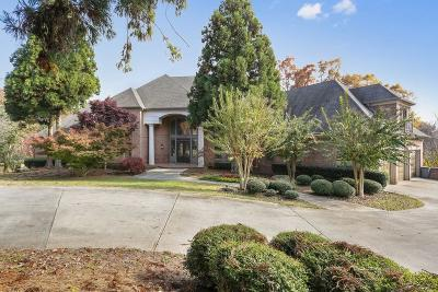 Roswell Single Family Home For Sale: 1481 Jones Road