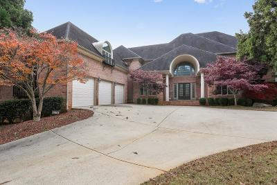 Roswell Single Family Home For Sale: 1483 Jones Road