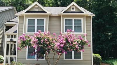 Smyrna Condo/Townhouse For Sale: 48 Doranne Court SE