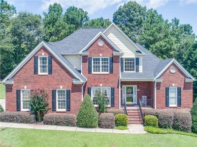 Henry County Single Family Home For Sale: 1025 Lakeview Knoll