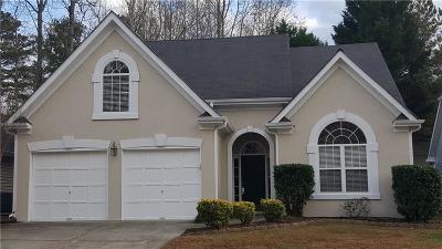 Alpharetta  Single Family Home For Sale: 2100 Brookridge Terrace