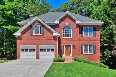 Alpharetta Single Family Home For Sale: 260 Haydens Walk Court
