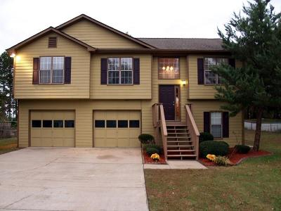 Braselton Single Family Home For Sale: 172 Reisling Drive