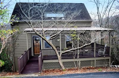 Big Canoe Single Family Home For Sale: 183 Deer Run Ridge